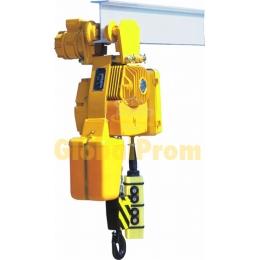 Тельфер ланцюговий електричний серії В - 125 кг