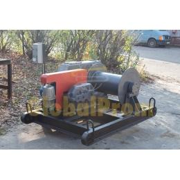 Лебідка електрична монтажно-тягова ТЕЛ-3