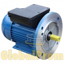 Електродвигун однофазний промисловий