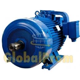 Електродвигуни кранові - MTH 612-10, 60 кВт, 575 об / хв