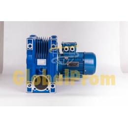 Мотор-редуктор NMRV (NMRV-025, NMRV-030, NMRV-040, NMRV-050,NMRV-063, NMRV-075, NMRV-090, NMRV-110, NMRV-130, NMRV-150)