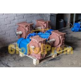 Мотор-редуктор черв`ячний МЧ-100