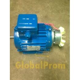 Електродвигун з електромагнітним гальмом (гальмівний двигун)