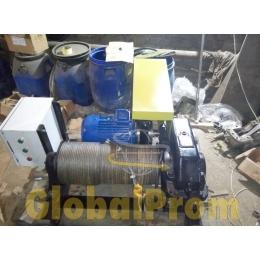 Лебедка электрическая монтажно-тяговая У5120.60