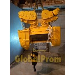 Тельфер електричний ТЕ-200 (2000 кг)