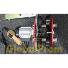Механізм переміщення талі з електродвигуном