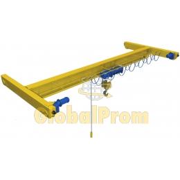 Кран мостовий опорний (електричний)