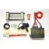 Лебідка для автомобіля DRAGON WINCH DWM 8000 HD