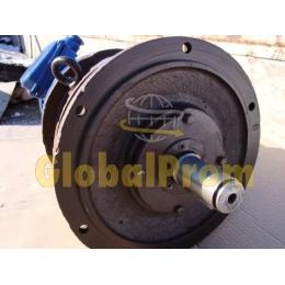 Мотор-редуктор планетарный МПО2М-18