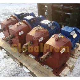 Мотор-редуктори соосно-циліндричні 1МЦ2С-80