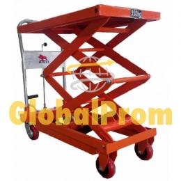 Підйомний гідравлічний стіл WP350