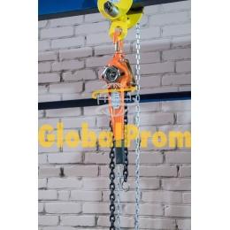Таль ручная цепная рычажная (ТРР) - 6 тонн