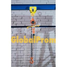 Таль ручная цепная рычажная (ТРР) - 3 тонны