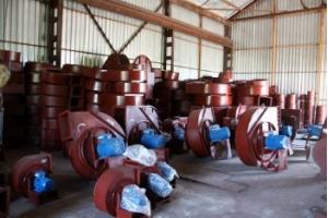 Выбор и установка промышленного дымососа: основные моменты