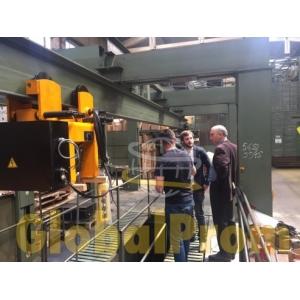 Продовжуємо налагоджувати партнерські відносини з болгарським заводом кранового обладнання ТМ «Янтра».>