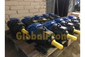 Условия применения мотор-редукторов 3МП