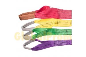 Применение ленточных стропов для грузоперевозок
