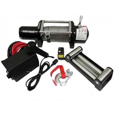 Лебедка электрическая 12В 5660 кг 12500LB (12-125)