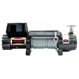 Лебедка автомобильная Dragon Winch DWH 12000 HD / 12 - 24 вольт / 5443 кг - 12000 lb