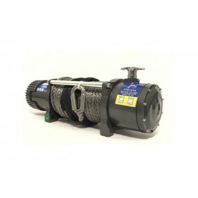 Лебідка електрична Husar BST 12000 Lbs Synthetics - 5443 кг 24 В