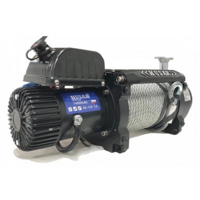 Лебедка электрическая Husar BST 14000 Lbs - 6350 кг 12/24 В