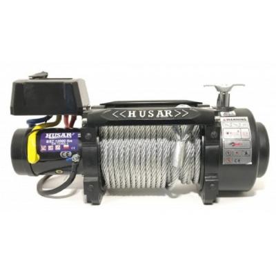 Лебідка електрична Husar EN 14492-1 12000 Lbs 5443 кг 12 В