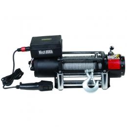 Лебідка автомобільна електрична 8000LBS Sigma (6130031)
