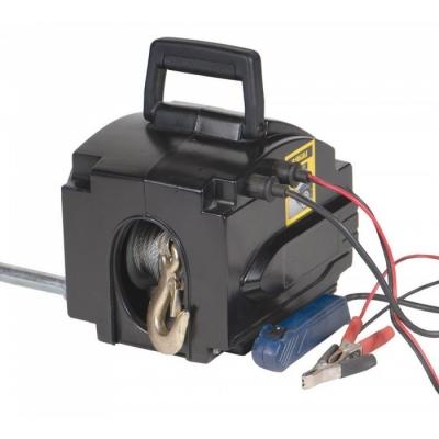 Электрическая переносная лебедка Sigma 2000 LBS 907 кг