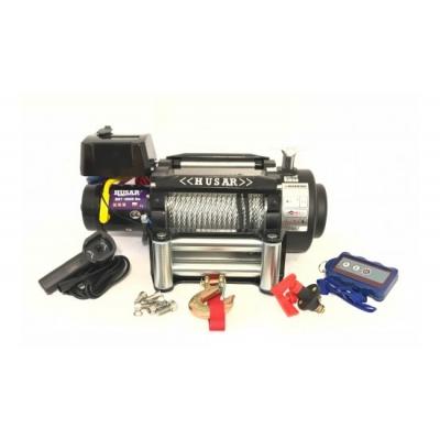 Лебедка для автомобиля Husar BST 18000 LBS 8164 кг 24 В