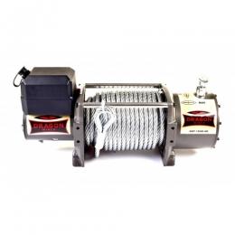 Лебедка электрическая на эвакуатор DRAGON WINCH DWT 15000 HD