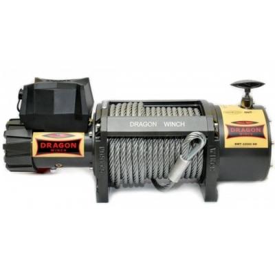 Лебідка електрична на евакуатор DRAGON WINCH DWT 22000 HD