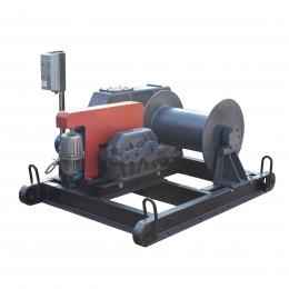 Лебідка електрична монтажно-тягова ТЕЛ-5