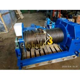 Лебедка электрическая монтажно-тяговая ЛМ-5