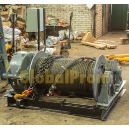Лебідка електрична маневрова до 8 вагонів ТЛ-8М