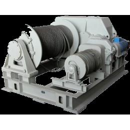 Лебедка электрическая маневровая до 17 вагонов ТЛ-20М (ЛЭМ-20)