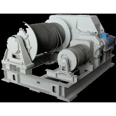 Лебідка електрична маневрова до 17 вагонів ТЛ-20М (ЛЕМ-20)