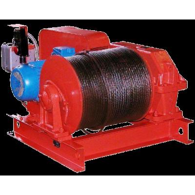 Лебідка електрична монтажно-тягова ТЕЛ-2