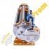 Лебідка електрична KCD 750/1500 з тросом 100 м