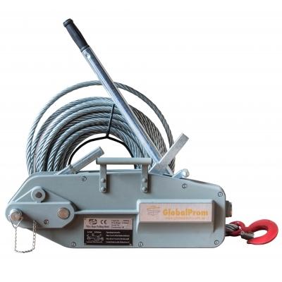 Монтажно-тяговий механізм (МТМ) - 1600 кг