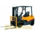 Автопогрузчики вилочные дизельные (новые и б/у)  – 2,5 тонны