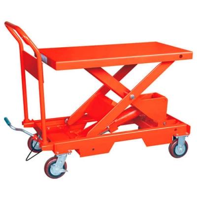 Подъемный гидравлический стол WP800