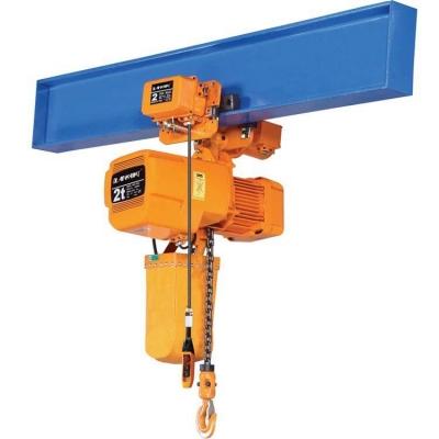 Таль електрична ланцюгова (380 В)