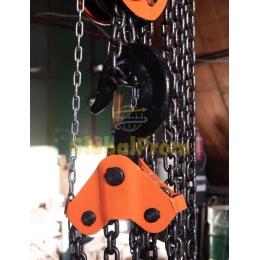 Таль ручная цепная шестеренная, класс А – 10 тонн